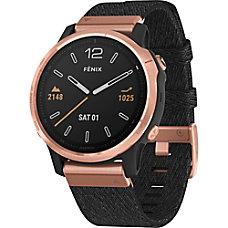 Garmin finix 6S Sapphire GPS Watch