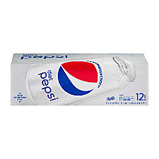 Diet Pepsi 12 Oz Pack Of