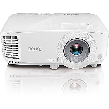 BenQ MX731 DLP Projector - 4:3 - 1024 x 768 - Front, Ceiling - 720p - 4000 Hour Normal Mode - 8000 Hour Economy Mode - XGA - 20,000:1 - 4000 lm - HDMI - USB