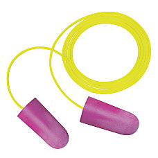 3M Nitro Earplugs Assorted Colors Case