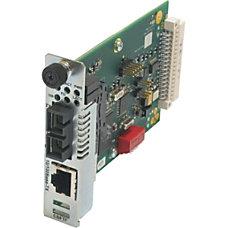 Transition Networks 10100 Bridging 10100Base TX
