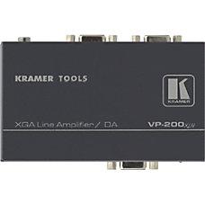 Kramer VP 200XLN Video Splitter 1