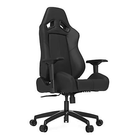 Vertagear Racing Series S-Line SL5000 Gaming Chair, Black/Carbon