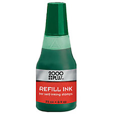 2000 PLUS Self Inking Stamp Re