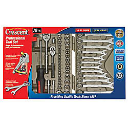 Crescent 70 Piece Professional Tool Set