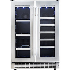 Silhouette Wine Cooler 61 Bottles