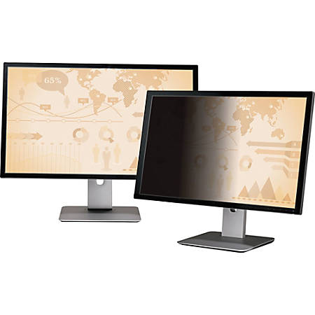 """3M™ Privacy Filter for 18.5"""" Widescreen Monitor - For 18.5""""Monitor"""