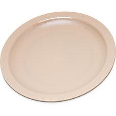 Carlisle Narrow Rim Polycarbonate Plates 7