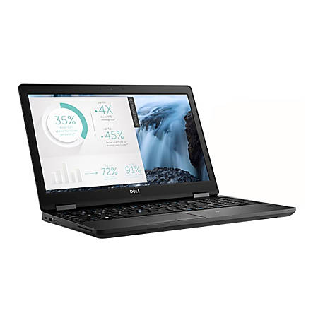"Dell™ Latitude 5000 Laptop, 15.6"" Screen, Intel® Core™ i5, 4GB Memory, 500GB Hard Drive, Windows® 10 Pro"