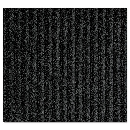 Crown Needle-Rib™ Wiper/Scraper Mat, 3' x 4', Charcoal