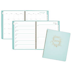 Cambridge WeeklyMonthly Planner 8 12 x