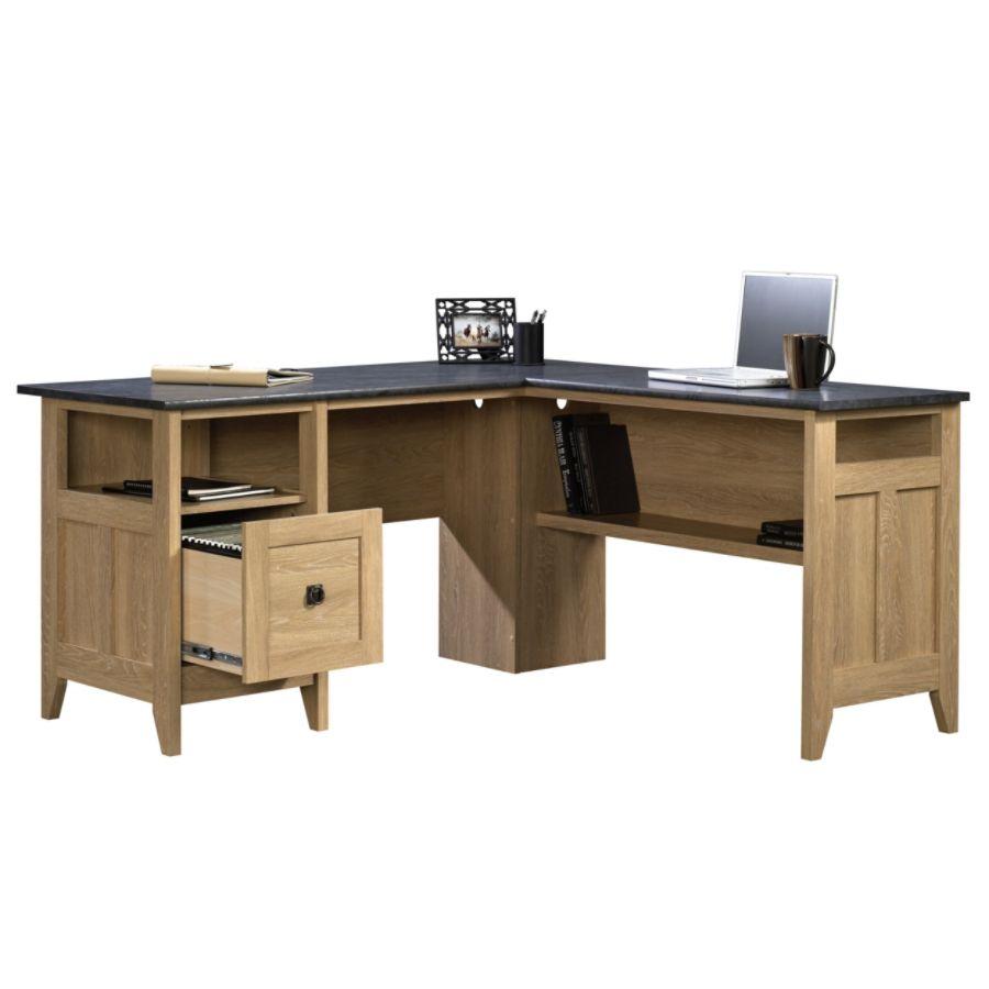 Corner LShaped Desks Sauder at Office Depot