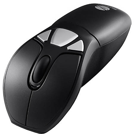 Gyration Air Mouse GO Plus - Gyroscopic - USB - 5 x Button