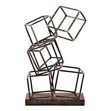 Zuo Modern Squares Figurine 19 34