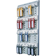 DURABLE Open 24 Key Rack 8