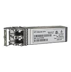 HPE SFP transceiver module 10 GigE