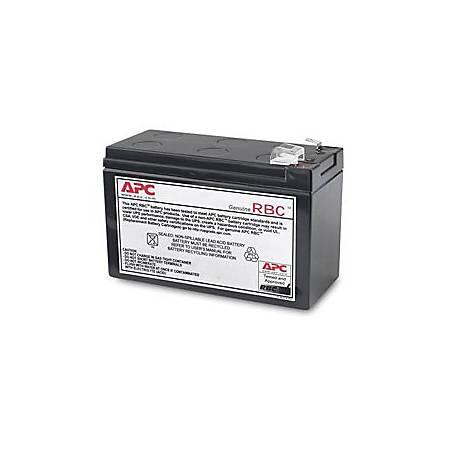 APC UPS Replacement Battery Cartridge #110