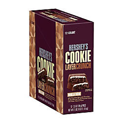 Hershey s Cookie Layer Crunch Vanilla