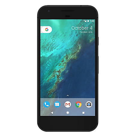 Google™ Pixel XL Cell Phone, Quite Black, PGN100006
