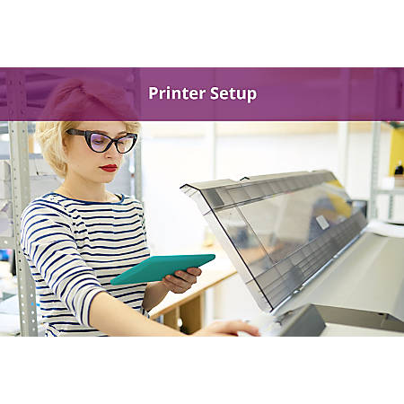 Office Depot Printer Setup
