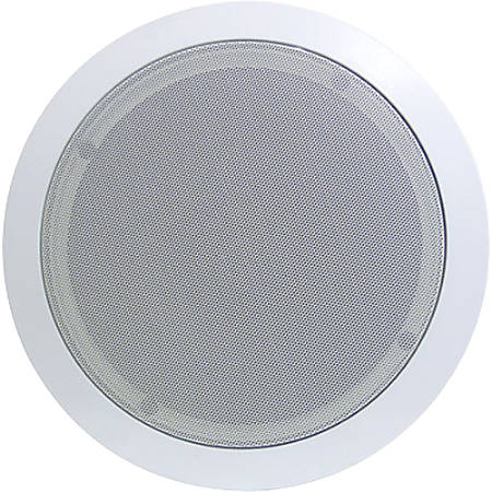 Pyle PDIC51RD 150W Indoor 2-Way In-Wall Speakers, White