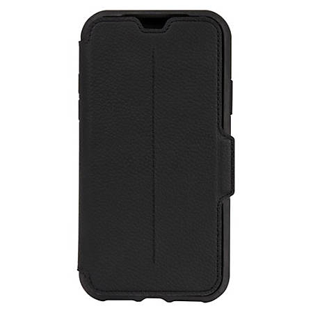 OtterBox Strada Carrying Case (Folio) Money, iPhone X, Card