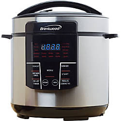 Brentwood EPC 626 Cooker