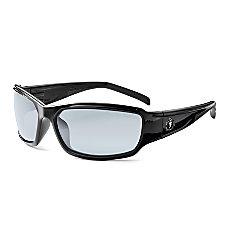 Ergodyne Skullerz Safety Glasses Thor Black