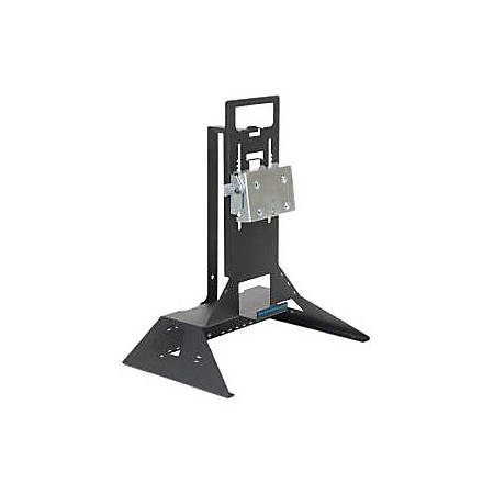 "Rack Solutions All-In-One for OptiPlex Desktop & LCD Monitor - 18"" Height x 15"" Width x 10"" Depth - Powder Coated - Black"