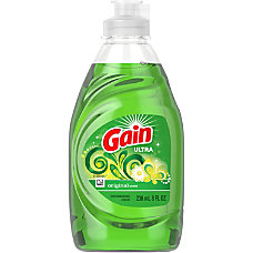 Gain Ultra Original Scent Dish Liquid