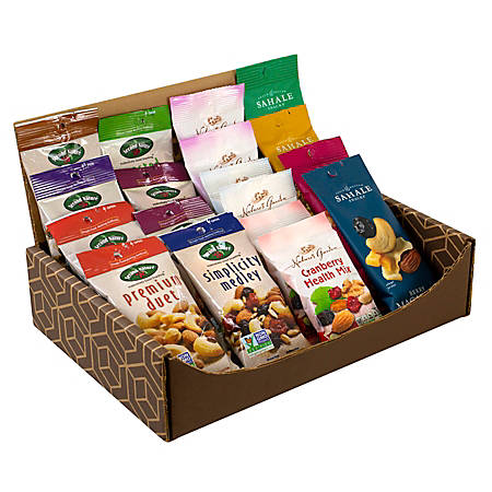 Healthy Mixed Nuts Snack Box