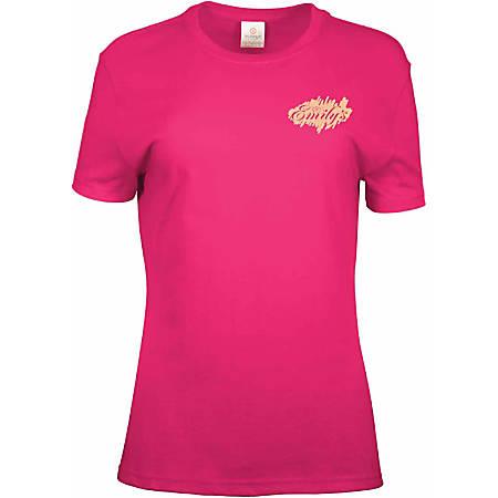 Ladies 100% Cotton T-Shirt Color