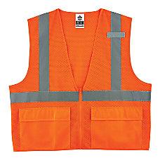 Ergodyne GloWear Safety Vest Standard Type