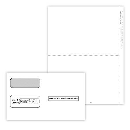 ComplyRight 1099 Blank Forms 150 Pack - Office Depot