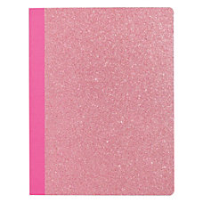 Divoga Composition Notebook Glitter Collection 9