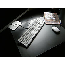 Floortex Desktex PVC Smooth Back Desk