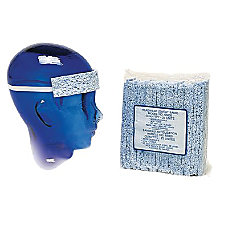 SAFETY CAP TERRY CLOTH SWEAT BAND