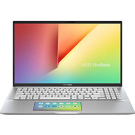 "Asus Vivobook S S532FA-DB55 15.6"" Notebook - 1920 x 1080 - Core i5 i5-8265U - 8 GB RAM - 512 GB SSD - Transparent Silver - Windows 10 64-bit - Intel HD Graphics - Infrared Camera - Bluetooth"