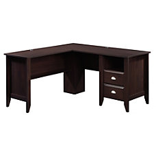Sauder Shoal Creek L Shaped Desk