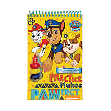 Nickelodeon Paw Patrol Activity Book With