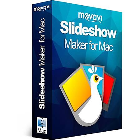 Movavi Slideshow Maker For Apple® Mac® 2 Business Edition, Download Version