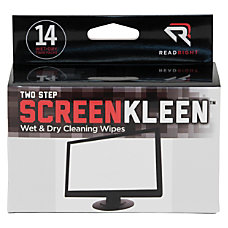 Advantus Kleen And Dry Screen Cleaner