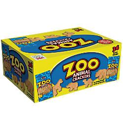 Austin Zoo Animal Crackers 2 Oz