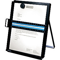 Kensington Metal Letter Size Copyholder Letter