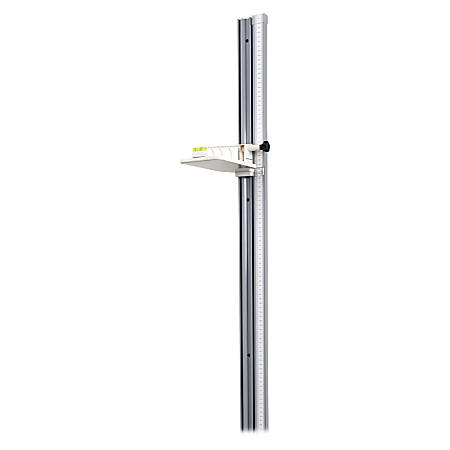 Health O Meter Wall Mounted Height Rod 55 5 Length 116