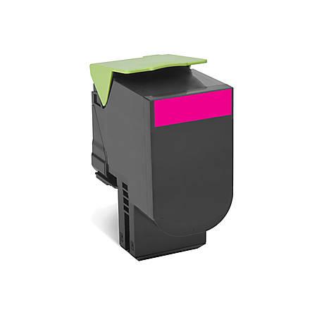 Lexmark™ 70C1XM0 High-Yield Magenta Toner Cartridge