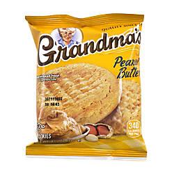 Grandmas Big Cookie Peanut Butter Cookies