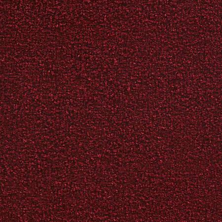 The Andersen Company Stylist Floor Mat, 3' x 4', Cranberry