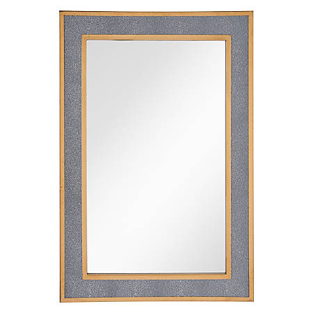 Zuo Modern Pavia Mirror, Gray