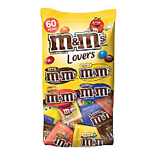 M Ms Chocolate Candies Lovers Variety
